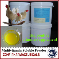 OEM veterinary pharmaceutical product supplements vitamins and minerals for poultry breeding