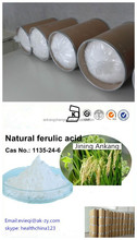 natural ferulic acid rice bran extracts , pharmaceutical raw material