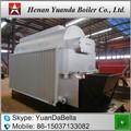 Industrial / carbón de madera / biomasa superheated caldera de vapor