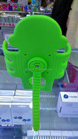 2015 hot sale Popular Freely monkey smart silicone mobile phone tablet stand
