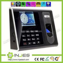New Model 1000 User Rfid Granding Fingerprint Time And Attendance