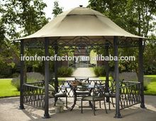 Hot selling cast iron gazebo with low price