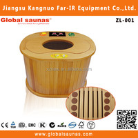 Far infrared foot sauna good price board for beauty salon