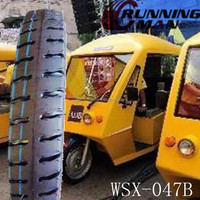 Factory Price 250-17 Tyre Used Motorcycle Philippines