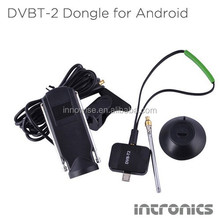 USB Dongle DVB-T2 Booster Hd Digital TV Tuner Receiver HDTV for Android Phone