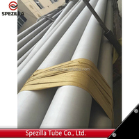 Alibaba hot sale 254SMO stainless steel seamless pipe/tube, 254SMO seamless tube made in China