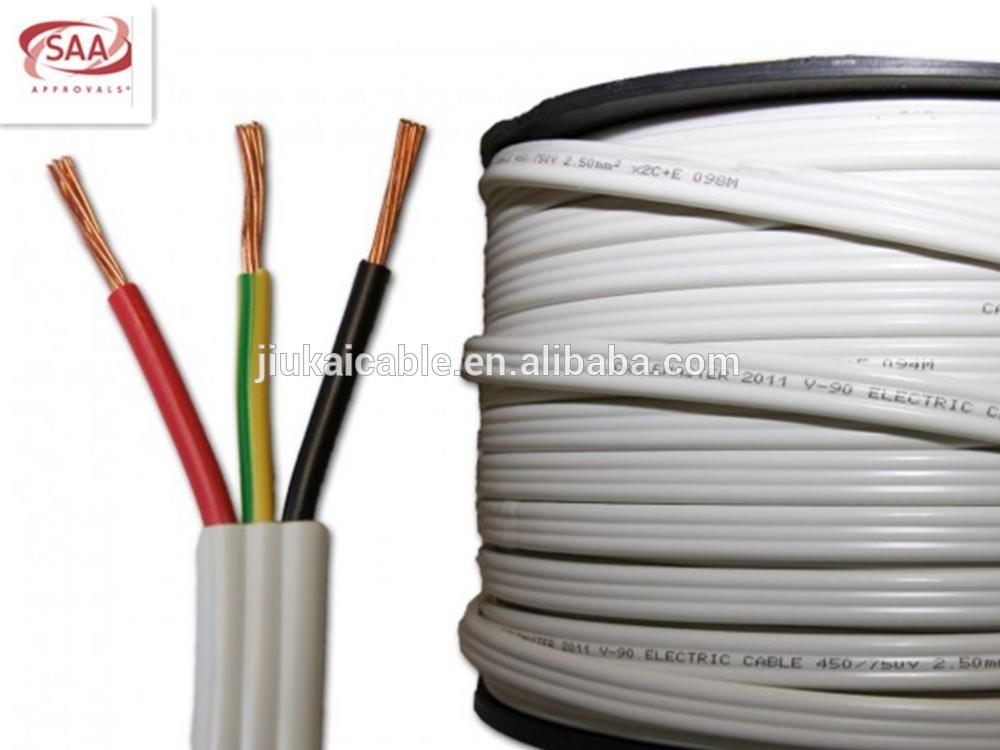 australia standard electrical cable wire power 2 5mm tps single sdi rh jiukaicable en alibaba com standard electrical wiring color code standard electrical wiring colours