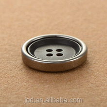 Fancy UV electroplated rod combined button China factory