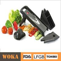 Multifunctional High Quality Pastic Vegetable Slicer V-blade Mandolin Slicer