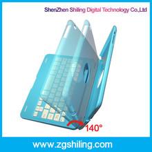 7.9inch tablet Elegance wireless USB 3.0 ABS rubber keyboard