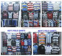 Branded surplus stocklots garments clothing
