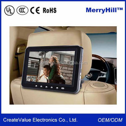 "Seat Back LCD Advertising Display 7"" 9"" 10"" 12"" 15"" 17"" 19"" 21.5 inch Android Tablet WIFI AV In"