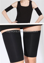 2015 New Model Daywons Compression Thigh Wrap Slimmer And Arm Sleeve Set