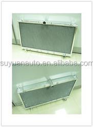 Auto Cars Aluminum Alloy Radiator Used For Mitsubishi Eclipse GSX 95-99