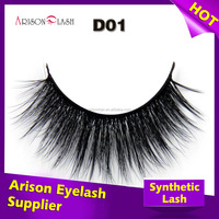 qingdao best selling products Hot Sale High Feedback 3D Red Cherry Eyelash Extension Wholesale