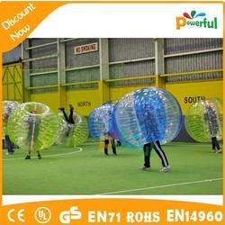 big discount popular soccer bubble ball,belly bump ball,bumperball for sale