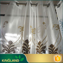 Factory price New products Elegant new fabric 2015 curtains ready made