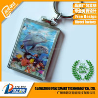 3D Tag/ 3D Key buckle CARD/ Bookmark 3D Note Book cover; 3D advertising poster picture presentation; pet