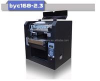 commercial used Multifunctional flatbed printer/Six color A3 digital T shirt printer/ digital printer