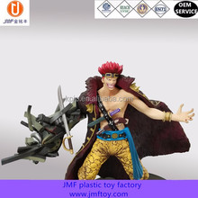 2015 one piece figure figure 2015 for gift plastic toys factory