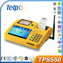 Telepower TPS550 public transportation payment system