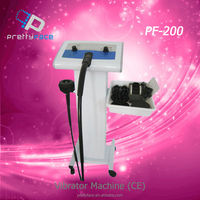 PF-200 skin massage fat loss vibrating beauty machine