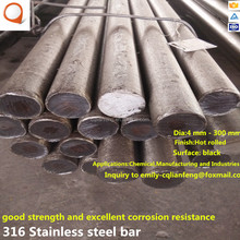 aisi316 stainless steel round bar in chongqing