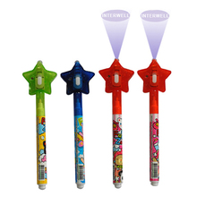 INTERWELL UV22 Novelty Invisible Secret Disappearing Ink Pen