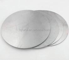Preço para Gr2 forjamento de titânio disco