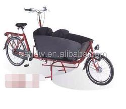Human power 3Wheeled Tricycle Rickshaw Tricycle for Hotel use
