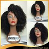 Wholesale New Arrival Fashion Wig Brazilian Human Hair Small Cap Full Lace Wig