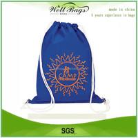 Custom cheap drawstring bag,cheap backpack,promotional drawstring bag
