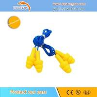 Bulk Plastic Silicon Earplug For Wholesale