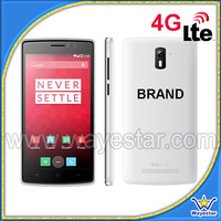 OEM Dual Sim 4G LTE Smart Android Mobile Phone with the Most Powerful Battery