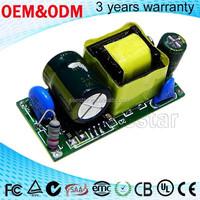 1w 3w 5w 7w 9w 11w high PF Internal power led driver circuit for bulb