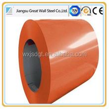 2012 best selling pre painted galvalume steel coil