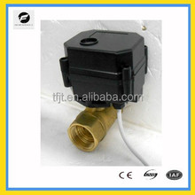 Brass 2way Normally Open Solenoid Valve With Timer /24 volt electric valve for Irrigation equipment,drinking water equipment