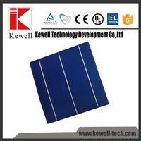 High end quality solar system 3v 156 poly 3BB solar cell