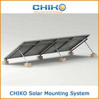 solar pv ground mount kit