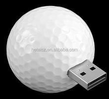 speical design golf usb flash drive/ chess usb flash drive 16gb