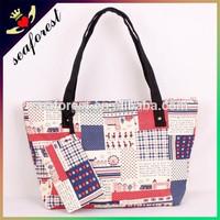 Wholesale bulk stock canvas tote bag,good quality canvas bag,printed canvas bag