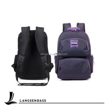 2015 New outdoor waterproof strong brand laptop backpack
