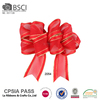 China Factory wholesale wide wedding decoration ribbon with wire edges