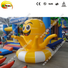 High quality inflatable octopus/inflatable water toys/inflatable water games