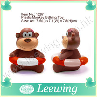 Lowest Price Plastic Monkey Baby Bath Toy