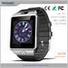 Portable GV18 Smart Watch 1.54 inch TFT capacitive Touch Sreen MTK6220 Quadband GSM phone with bluetooth