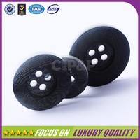 The common four holes plastic button for garment