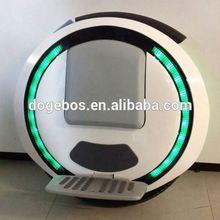 de una sola rueda de los vehículos eléctricos