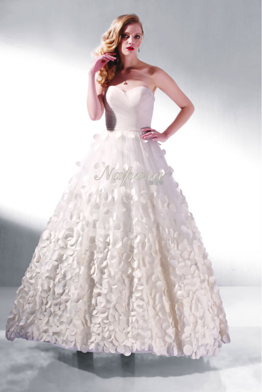 chine robe de mari e sur mesure robe de bal crochet