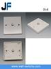 D16 TV socket bakelite white satellite socket